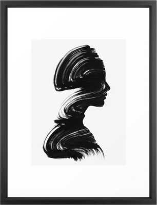 See Framed Art Print - Society6