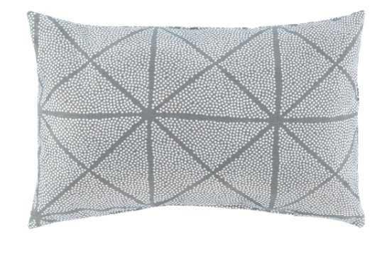 "Mazarine - MZR-002 - 13"" x 20"" - pillow cover only - Neva Home"