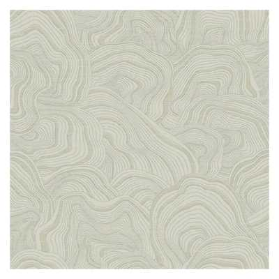 Geodes Removable Wallpaper, taupe - York Wallcoverings