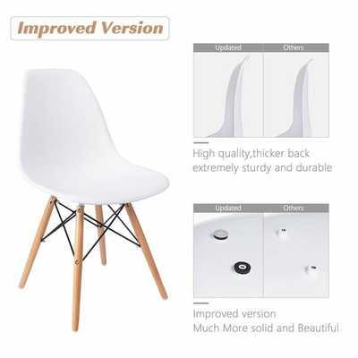 Blomquist Dining Chair - Set of 4 - Wayfair