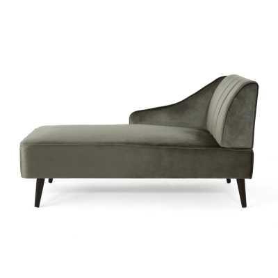 Herbst Chaise Lounge-emerald - Wayfair