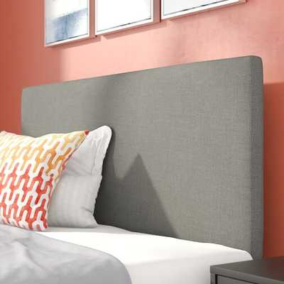 Aponte Upholstered Panel Headboard - Cal King - Wayfair