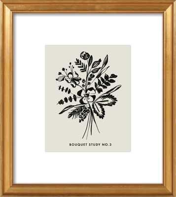 Bouquet Study No. 3  BY NANCY NORETH - Artfully Walls