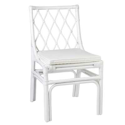 Westmoreland Side Chair / White - Wayfair