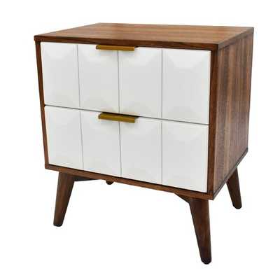 Erikson 2 Drawer Nightstand - AllModern