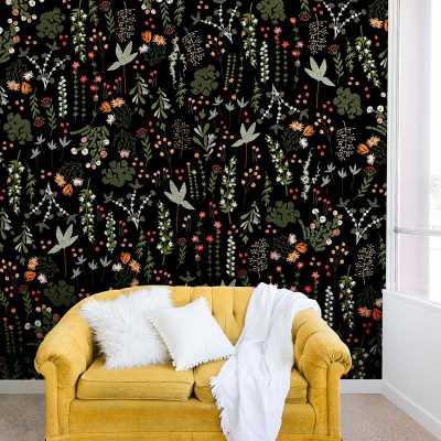 Iveta Abolina Floral Goodness Wall Mural - Wayfair