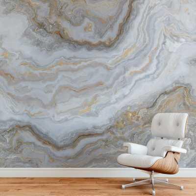 Cabrillo Marble Stone Slate Wall Mural - Wayfair