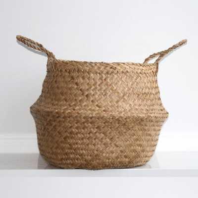 Wicker Basket - Wayfair