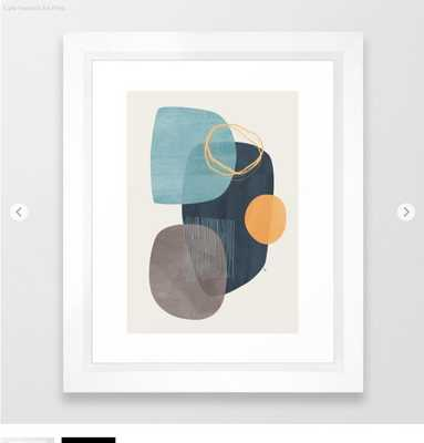 Cyra Framed Art Print - Society6