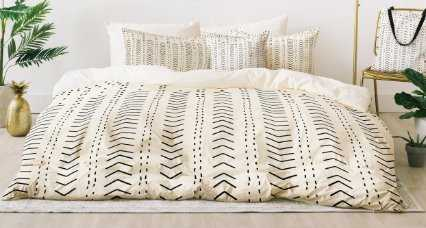MUD CLOTH INSPO VIII Bed In A Bag - Full/Queen - Wander Print Co.