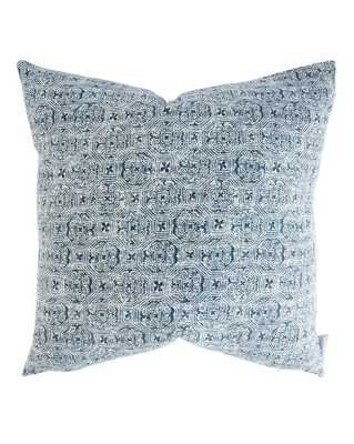 "ELIJAH PILLOW WITHOUT INSERT, 20"" x 20"" - McGee & Co."