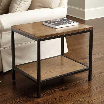Ballard Designs Durham Rectangle End Table - Ballard Designs