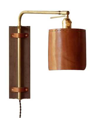 AVA WALL SCONCE - PLUG-IN - McGee & Co.