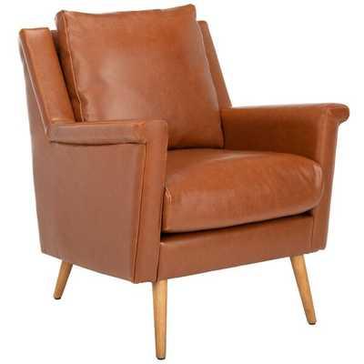 Velveteen Arm chair - Wayfair