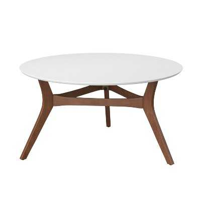 Emmond Two-Tone Mid Century Modern Coffee Table - Project 62™ - Target
