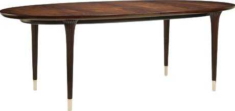 Caracole Extendable Dining Table - Perigold