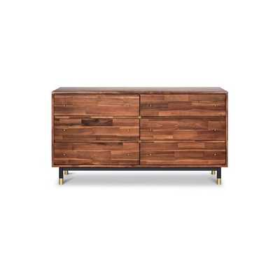 Manolla 6 Drawers Double Dresser - AllModern