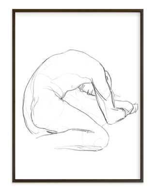 seated figure - Minted