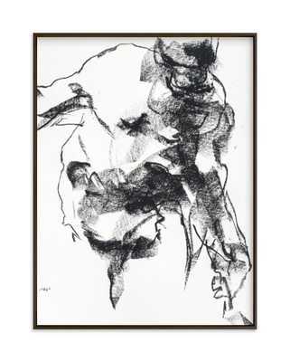 drawing 264 - gesturing man - Minted
