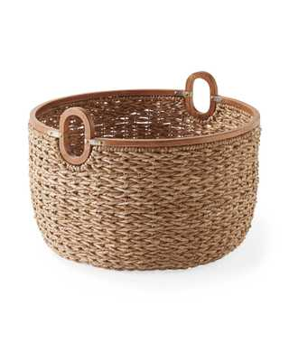 Seagrass Basket - Short - Serena and Lily