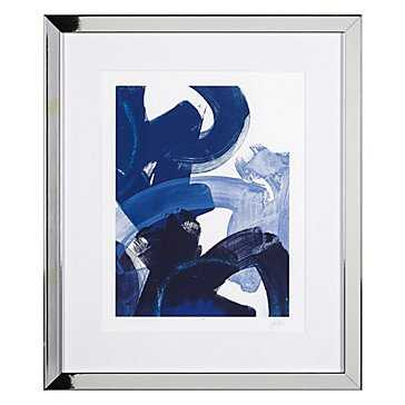 Blue On Blue 1 - Limited Edition - Z Gallerie