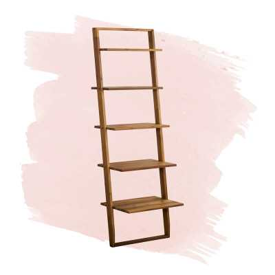 Noelle Ladder Bookcase - Wayfair