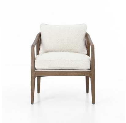 Alexandria Accent Chair - Burke Decor