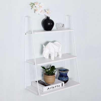 Ranjeet 3-Tier Display Wall Shelf - Wayfair