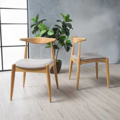 Drumawillin Side Chair (Set of 2) - Wayfair