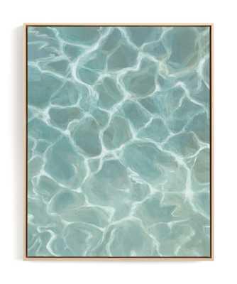 Poolside Art Print - Minted