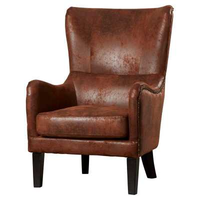 Ilminster Wingback Chair - Wayfair