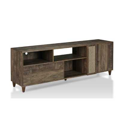 """Bellicent TV Stand for TVs up to 70"""" - AllModern"""