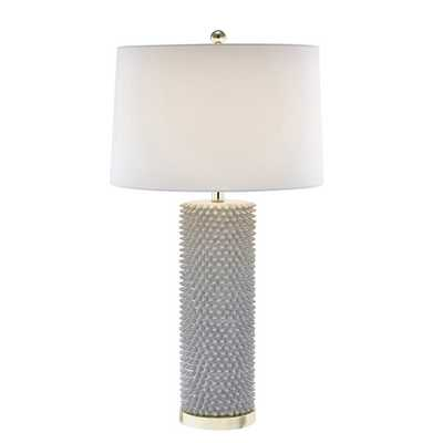 SPIKED RISEN TABLE LAMP - Shades of Light