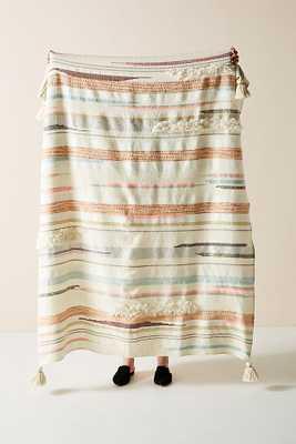 Jess Feury Woven Sunstreak Throw Blanket - Anthropologie