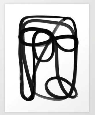 Trist Art Print - Society6