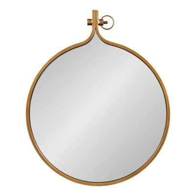 Kinley Accent Mirror - Wayfair