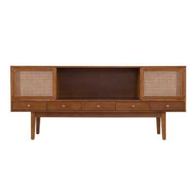 """George Oliver Dwight 70"""" TV Stand - Wayfair"""