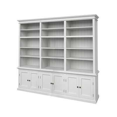 Amityville Oversized Set Bookcase - Wayfair