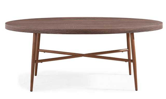 Umstead Oval Coffee Table - Wayfair