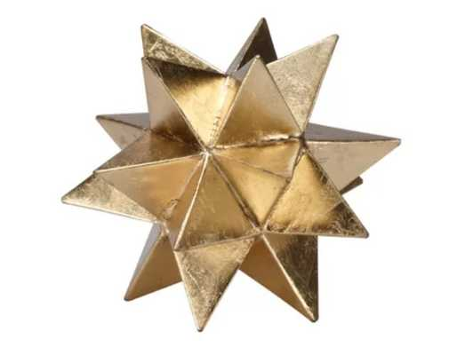 Cosmo Star Sculpture - Wayfair