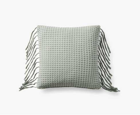 P0812 SAGE Pillow - Loma Threads