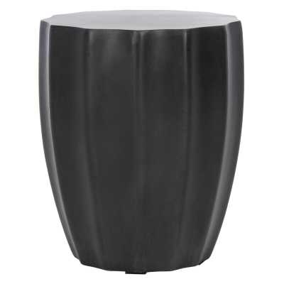 Coulver Drum End Table - Wayfair