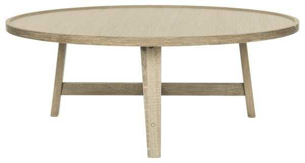 MALONE RETRO MID CENTURY WOOD COFFEE TABLE - Arlo Home