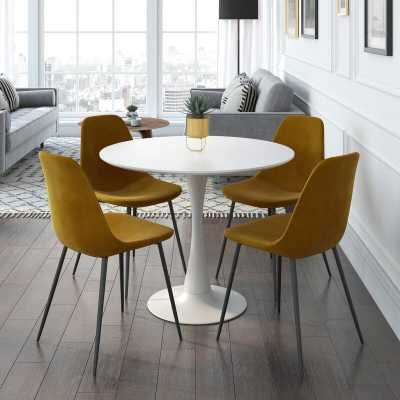 Pardo 5 Piece Dining Set - Wayfair