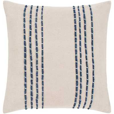 "Emilio, 20"" Pillow with Poly Insert - Neva Home"