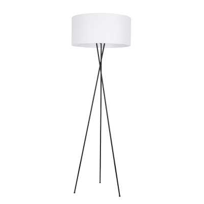 "Wisniewski 66"" Tripod Floor Lamp - Wayfair"