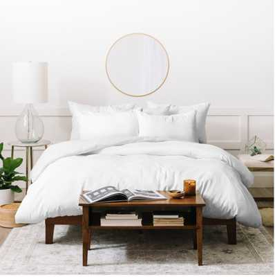 Duvet Cover + Pillows Shams (Full/Queen) - Wander Print Co.