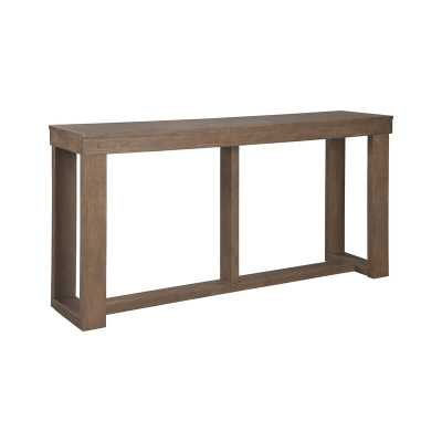 "Warman 64"" Console Table - Wayfair"