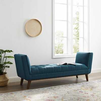 Tamela Upholstered Bench - Wayfair