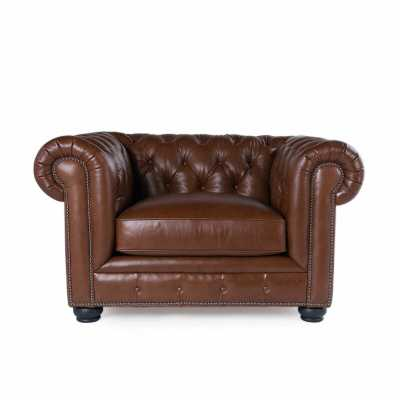 Brinson Chesterfield Chair - Wayfair